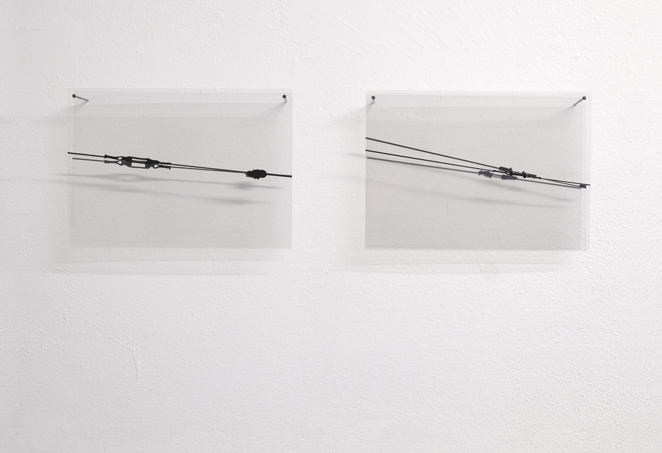 Christina Kramer Cut I&II 2012